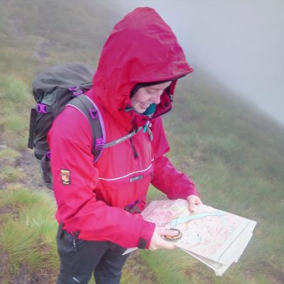 Learn navigation and map reading for beginners and improvers