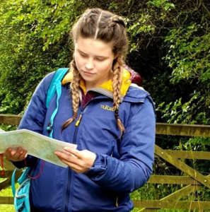 navigation map and compass learning course beginners
