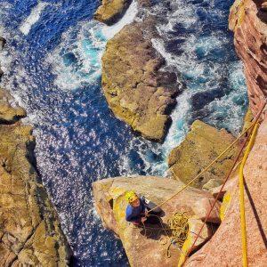 Old Man of Stoer Rock Climbing Sea Stack 2