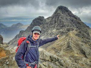Guided Cuillin Ridge Traverse