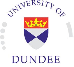 Raynauds project 1 Dundee University Logo