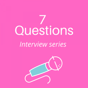 Seven Questions Interview Series with Rocks and Trails