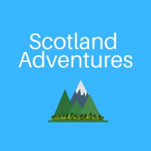 scotland adventures rocks and trails blog