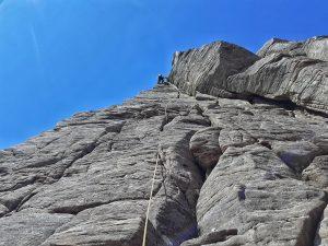 Stac Pollaidh Rock Climbing and Scrambling 5
